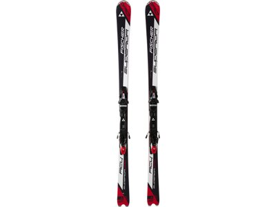 FISCHER Herren Racing Ski RC4 SUPERIOR PRO RT+RSX Z12 PR Schwarz