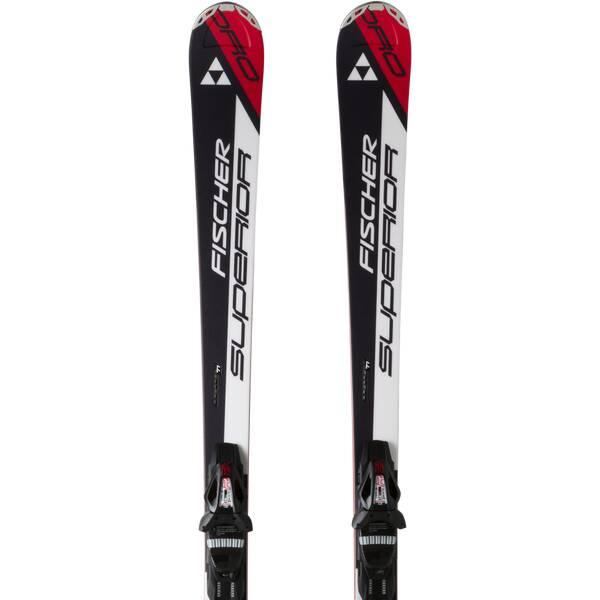 FISCHER Herren Racing Ski RC4 SUPERIOR PRO RT+RSX Z12 PR