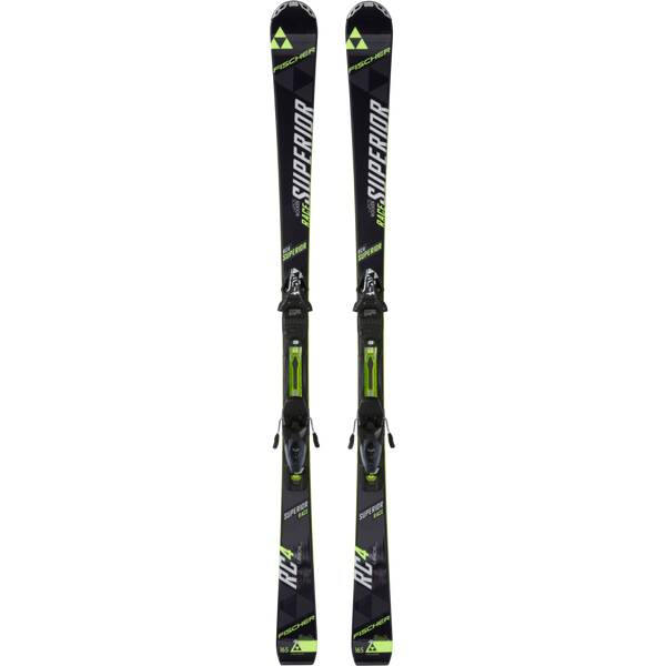 FISCHER Herren Racing Ski RC4 SUPERIOR RACE + RS 11 PR