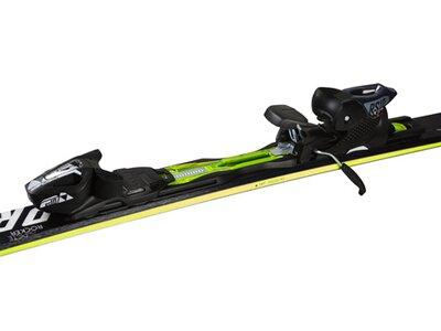 FISCHER Herren Racing Ski PROGRESSOR SPEED + RS 10 PR Schwarz
