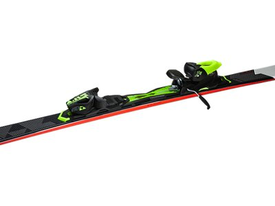 FISCHER Herren Racing Ski RC4 THE CURV RACE AR + RC4 Z11 PR Weiß