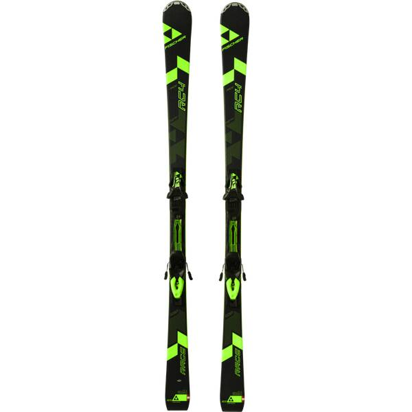 FISCHER Herren Racing Ski RC4 Race PR + RC4 Z11 PR