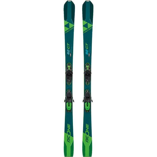 FISCHER Herren Racing Ski PROGRESSOR F19 TI RT +RSX Z12 PR