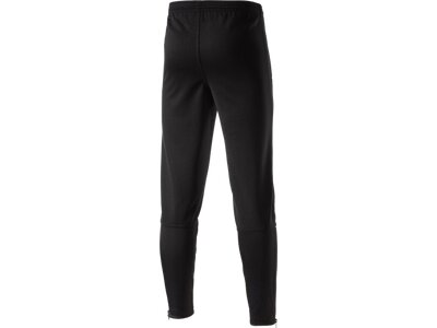 ERIMA Kinder Sporthose WORKER TRAINING PANT WITH RIB INSER Schwarz