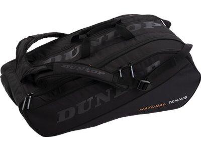 DUNLOP NT 12 Racket Bag Schwarz