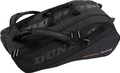 DUNLOP Tennistasche NT 12 RACKET BAG - BLACK/BLACK