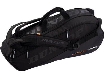DUNLOP NT 8 Racket Bag Schwarz