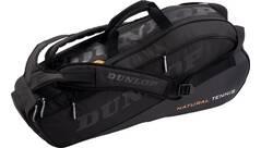 Vorschau: DUNLOP Tennistasche NT 8 RACKET BAG - BLACK/BLACK