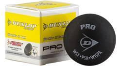Vorschau: DUNLOP Ball Sq-Ball Pro, 2 gelbe Punkte 700067