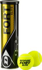 DUNLOP Ball D TB FORT ELITE 4 TIN