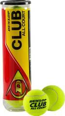 DUNLOP Tennisbälle Club All Court
