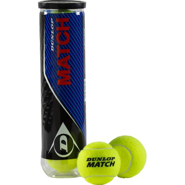 DUNLOP Tennisbälle Match