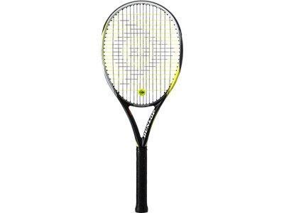 DUNLOP Herren Tennisschläger R5.0 REVOLUTION NT Schwarz
