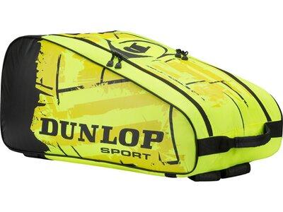 DUNLOP Tasche REVOLUTION NT 6-RACKET BAG Gelb