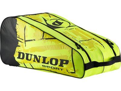 DUNLOP Tasche Revolution NT 10-Racket Bag Gelb
