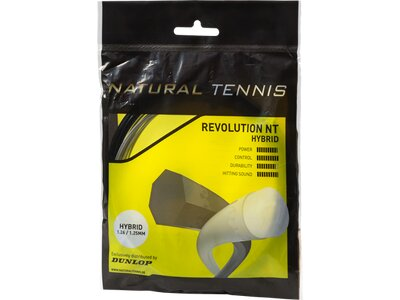 DUNLOP REVOLUTION NT STRING SET Schwarz