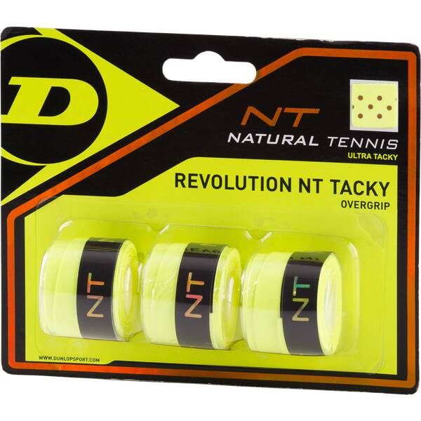 DUNLOP Griffband REVOLUTION NT TACKY OVERGRIP