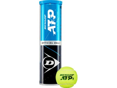 DUNLOP Tennisball DUNLOP FORT CLAY COURT Blau