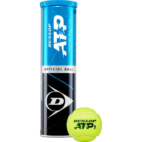 DUNLOP Tennisball DUNLOP FORT CLAY COURT
