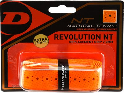 DUNLOP Tennis-Griffband Revolution NT Replacement Grip 2.2 Orange