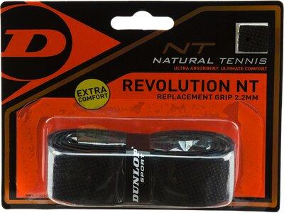 DUNLOP Tennis-Griffband Revolution NT Replacement Grip 2.2 Schwarz