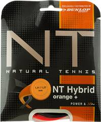 DUNLOP D TAC NT HYBRID ORANGE 1.31/1.27MM