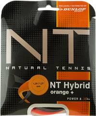 DUNLOP Tennissaiten-Set Revolution NT Hybrid Set 1,39/1,27