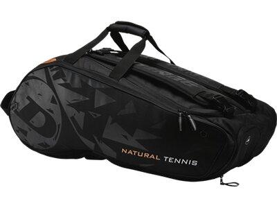 DUNLOP Tennistasche NT 12 Racket Bag Schwarz