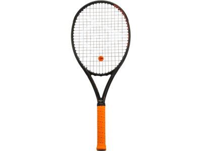 """DUNLOP Tennisschläger """"Natural Tennis R5.0 Spin"""" - unbesaitet Orange"""
