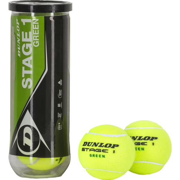 DUNLOP  Ball D TB STAGE 1 GRN