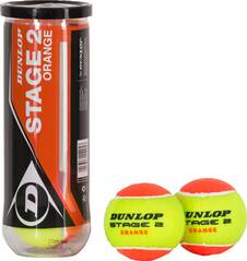 DUNLOP  Ball D TB STAGE 2 ORG