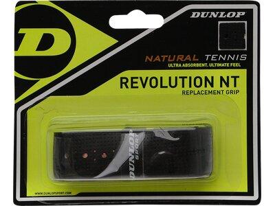 DUNLOP Tennis-Griffband Revolution NT - schwarz Grün