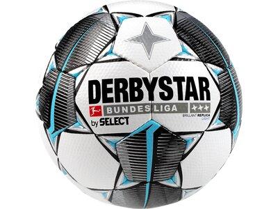 DERBYSTAR Bundesliga Brillant Replica Light Schwarz