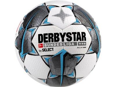 DERBYSTAR Bundesliga Brillant Minifussball Schwarz