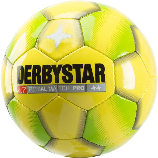 DERBYSTAR Fußball Match Pro