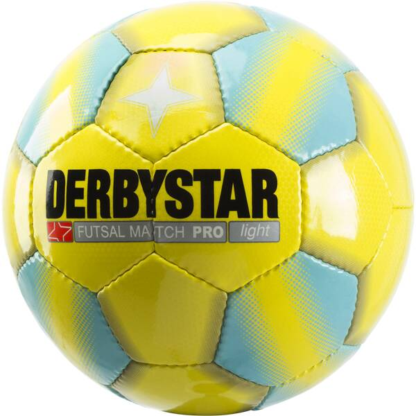 DERBYSTAR Fußball Match Pro Light