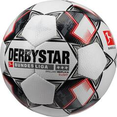 DERBYSTAR Fußball BL Brillant APS Replica S-Light