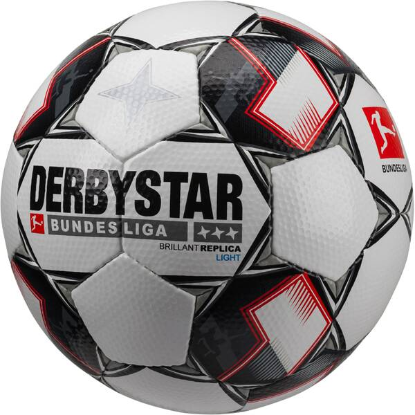 Derbystar Fussball Bl Brillant Aps Replica Light