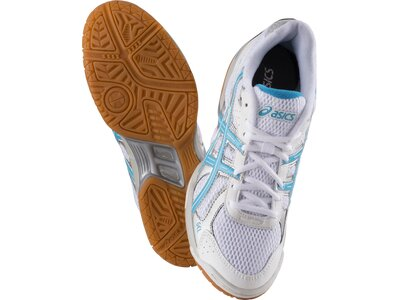 ASICS Damen Handballschuhe Ind Schuh Gel Flare W
