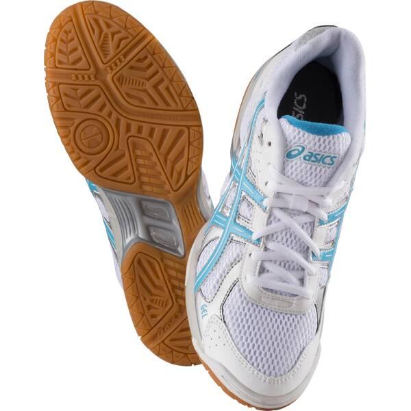 ASICS Damen Handballschuhe Ind-Schuh Gel-Flare W