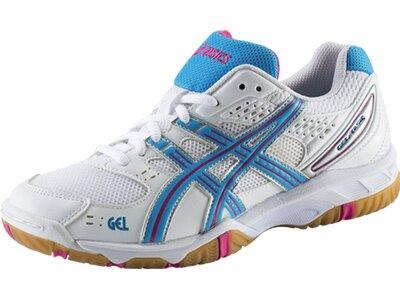 ASICS Damen Handballschuhe Ind-Schuh Gel-Task W Weiß