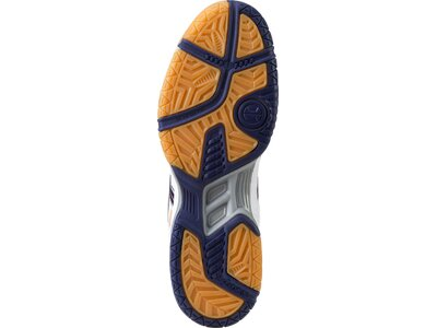 ASICS Herren Handballschuhe Ind-Schuh Gel-Flare 5 M Weiß