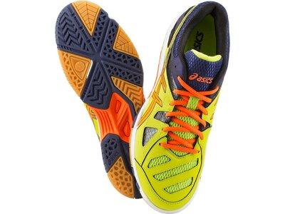 ASICS Herren Handballschuhe Ind-Schuh Gel-Approach 3 M Gelb