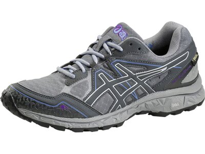 ASICS Damen Walkingschuhe Gel-Fuji Storm Grau