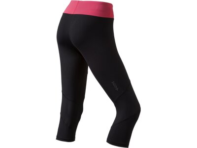 ASICS Damen 3/4 Tight Schwarz