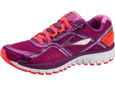 BROOKS Damen Laufschuhe GHOST 8 Pink