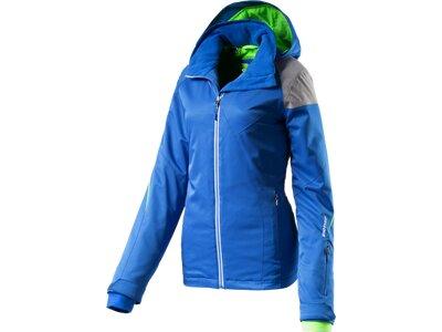 ZIENER Damen Jacke TENAHI lady (jacket ski) Blau