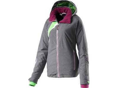 ZIENER Damen Jacke TAIRA PR lady (jacket ski) Grau