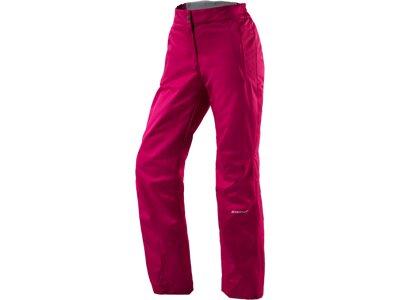 ZIENER Damen Latzhose LP2_14 LADY (SKI PANT) Pink