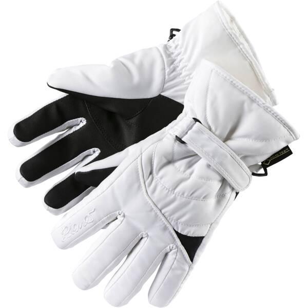 ZIENER Damen Handschuhe Weiß